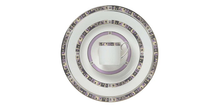 Clarity® Fine Bone China from Elia